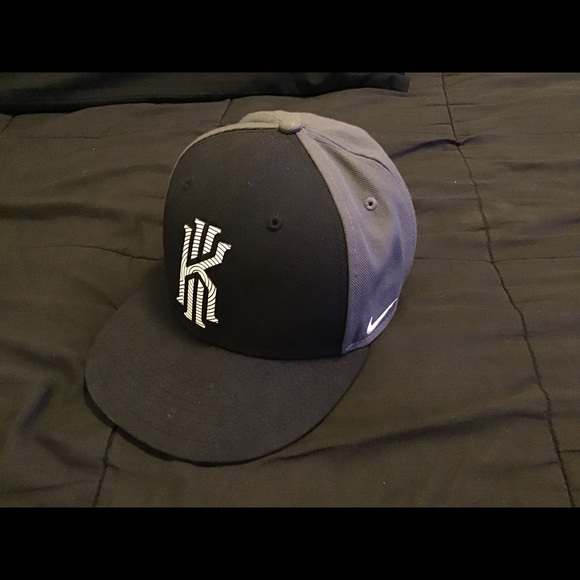 ea29b4198 Kyrie Irving snapback hat